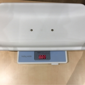 3階にある体重計です