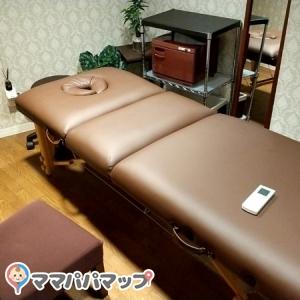 授乳室(マッサージスペースと兼用)