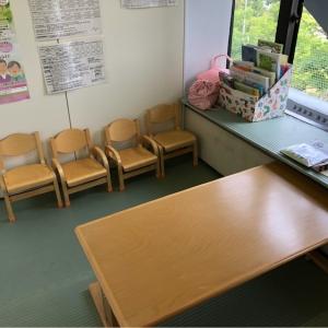 子供用の椅子やおもちゃもあり。