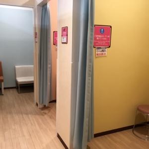 授乳室は3部屋あります。