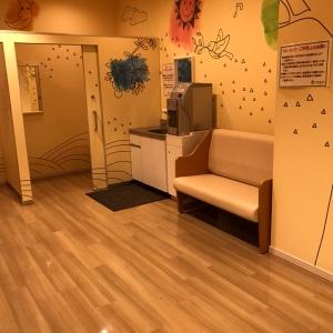 守谷サービスエリア(上り)の授乳室・オムツ替え台情報 画像4