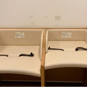 羽田空港国際線ターミナル3階ベビールーム(3F)の授乳室・オムツ替え台情報 画像4