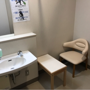 Vispo YOKOSUKA(1F)の授乳室・オムツ替え台情報 画像2