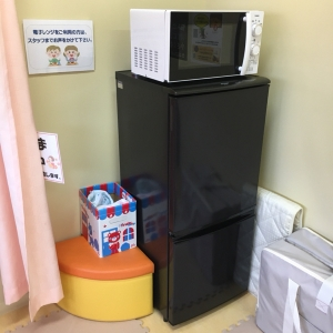 八戸ポータルミュージアム はっち(こどもはっち)(4F)の授乳室・オムツ替え台情報 画像2