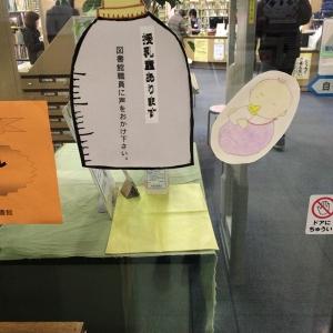 中目黒駅前図書館(B1)の授乳室・オムツ替え台情報 画像3