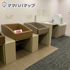 イオンモール富津(2F)の授乳室・オムツ替え台情報 画像1