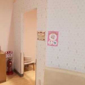 赤ちゃんルーム入り口