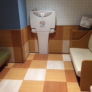 ルミネ横浜(5階 ベビー休憩室)の授乳室・オムツ替え台情報 画像4