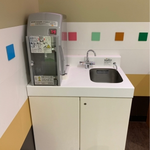 エスパル郡山(3F)の授乳室・オムツ替え台情報 画像1
