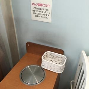 日本橋三越本店(新館6F)の授乳室・オムツ替え台情報 画像7