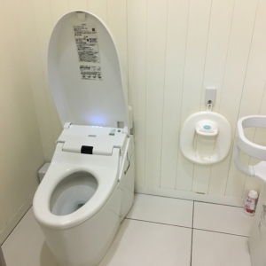 ユニクロ銀座店(7F)の授乳室・オムツ替え台情報 画像11