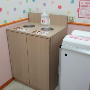 ゆめタウン高松(2階)の授乳室・オムツ替え台情報 画像6