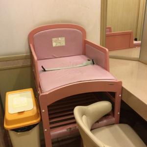 モザイクボックス(2F)の授乳室・オムツ替え台情報 画像3