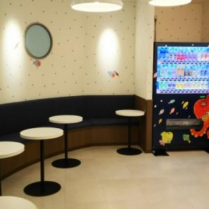 ららぽーとTOKYO-BAY(2F ロクシタン横)の授乳室・オムツ替え台情報 画像3