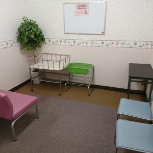 大阪市立総合医療センター(2F)の授乳室・オムツ替え台情報 画像7