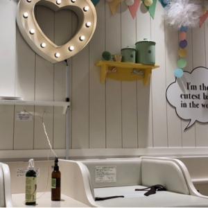 ルミネエスト新宿店(4階 ベビーラウンジ)の授乳室・オムツ替え台情報 画像13