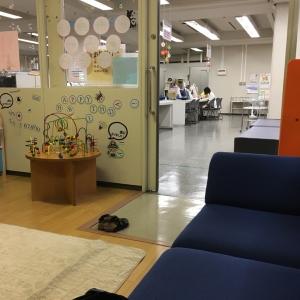 大阪市中央区総合庁舎(1F)の授乳室・オムツ替え台情報 画像2