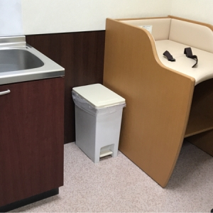 ヤマダ電機テックランド浦和美園店(1F)の授乳室・オムツ替え台情報 画像1