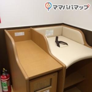 北千住駅(JR改札内)の授乳室・オムツ替え台情報 画像9