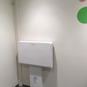 授乳室おむつ交換台