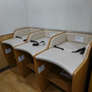 アクロスモール新鎌ヶ谷(2階)の授乳室・オムツ替え台情報 画像6