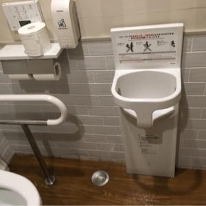 ファミリーステーキハウスフォルクス 上新庄店(1F)のオムツ替え台情報 画像2