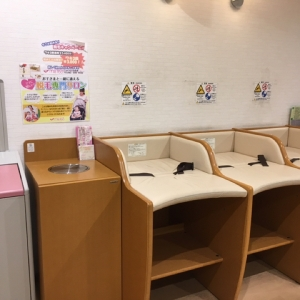 フォレオ広島東店(1F)の授乳室・オムツ替え台情報 画像3