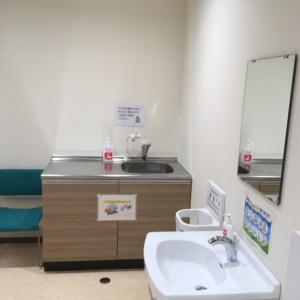 所沢市こどもと福祉の未来館(2F)の授乳室・オムツ替え台情報 画像5