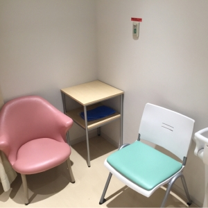 コレド室町3(2階)の授乳室・オムツ替え台情報 画像3