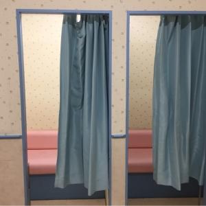 授乳室は2部屋あります