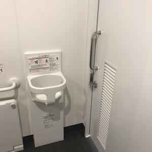 片瀬江ノ島駅(1F)のオムツ替え台情報 画像8