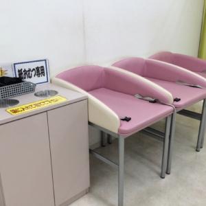 ミエルかわぐち(1F)の授乳室・オムツ替え台情報 画像2