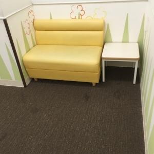 イオンモール名取(3F 赤ちゃん休憩室)の授乳室・オムツ替え台情報 画像7