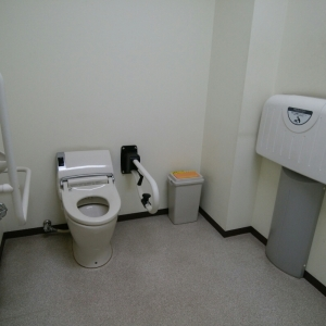ユニオンセンター(1F)のオムツ替え台情報 画像3