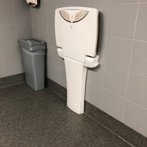 トイレ内オムツ代