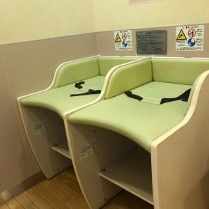 EXPASA足柄 上り(1F)の授乳室・オムツ替え台情報 画像8