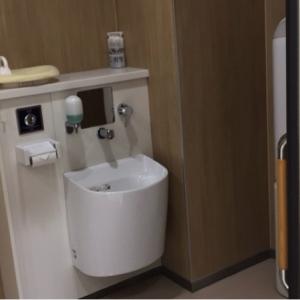 地域交流センター二軒家(1F)の授乳室・オムツ替え台情報 画像3