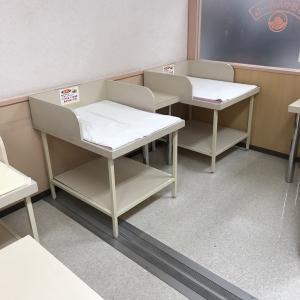 イズミヤ 六地蔵店(2階)の授乳室・オムツ替え台情報 画像3