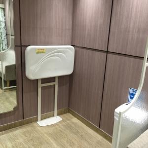 Gapストア オトカリテ千里中央店(2F)の授乳室・オムツ替え台情報 画像3