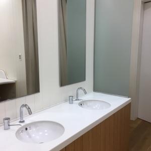 ユニクロ銀座店(7F)の授乳室・オムツ替え台情報 画像8
