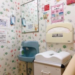 桜島SA上り線の授乳室・オムツ替え台情報 画像1