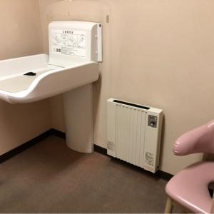 マエダ西バイパス店(2階)の授乳室・オムツ替え台情報 画像4