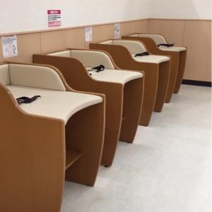イオン上磯店(赤ちゃんルーム)の授乳室・オムツ替え台情報 画像6