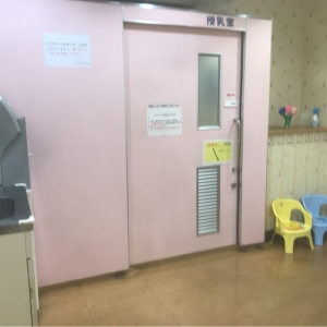 上河内サービスエリア 上りの授乳室・オムツ替え台情報 画像6