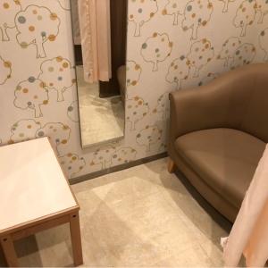 横浜ベイクォーター(4F)の授乳室・オムツ替え台情報 画像5