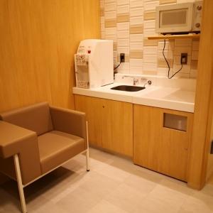渋谷スクランブルスクエア(13F)の授乳室・オムツ替え台情報 画像3