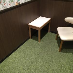 イオンモール木更津(1F レストラン街脇)の授乳室・オムツ替え台情報 画像7
