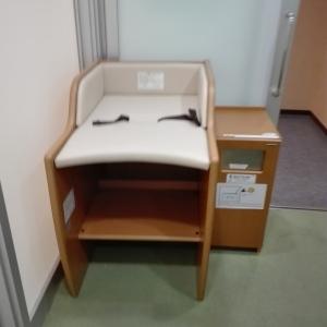 ペアナードオダサガ(3F)の授乳室・オムツ替え台情報 画像2
