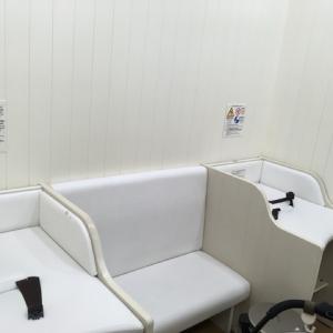 ユニクロ銀座店(7F)の授乳室・オムツ替え台情報 画像6