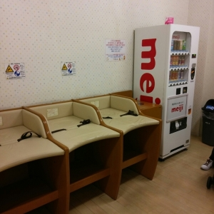 三井アウトレットパーク 大阪鶴見(3階)の授乳室・オムツ替え台情報 画像7